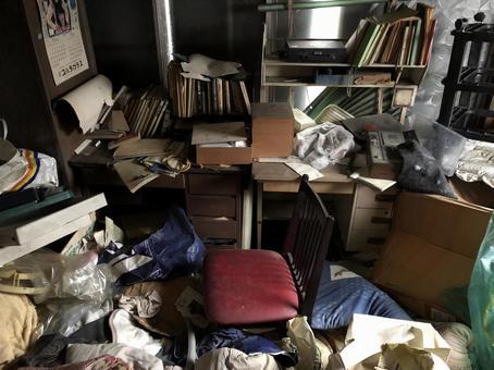 賃貸物件がゴミ屋敷になる割合