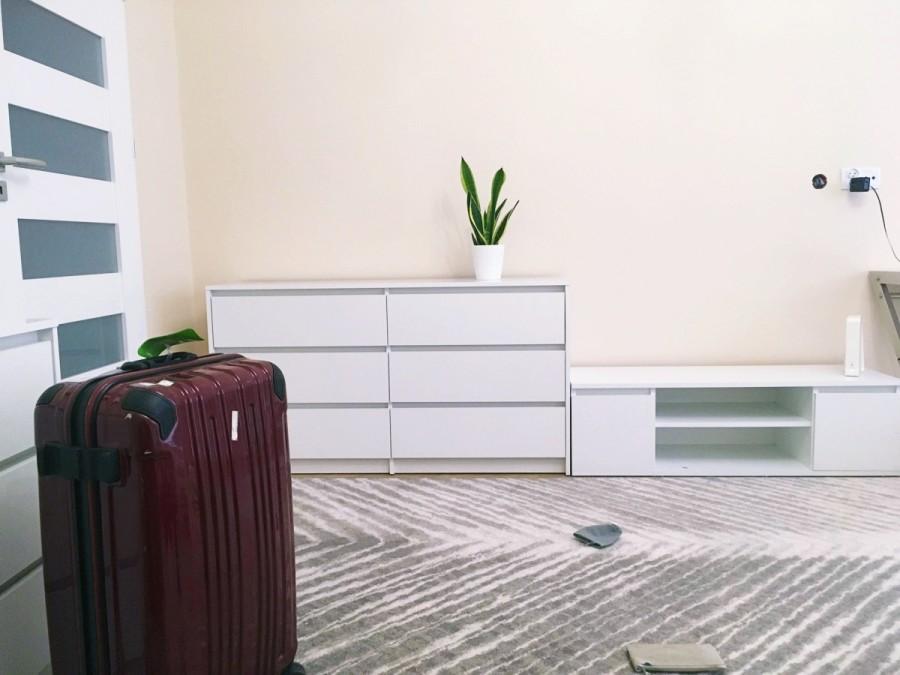 帰国時の不用品の処分について