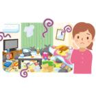 ゴミ屋敷など散らかった部屋を綺麗に片付けるコツを紹介