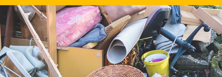 引っ越しに伴う粗大ゴミ回収
